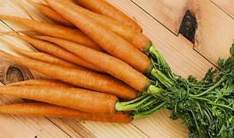 Gulerødder juicekur